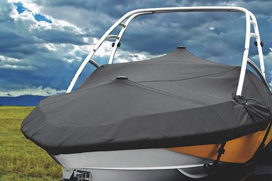 Boat Vent - Boot Mit Persenning Und Belüftungssystem